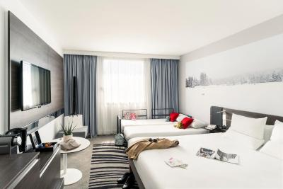 Novotel Paris Centre Gare Montparnasse - Laterooms