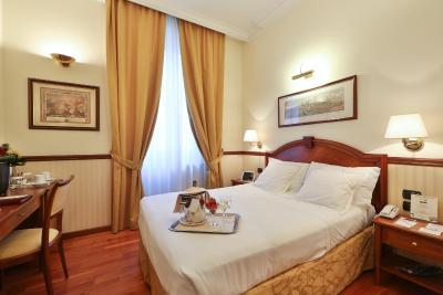 Worldhotel Cristoforo Colombo - Laterooms