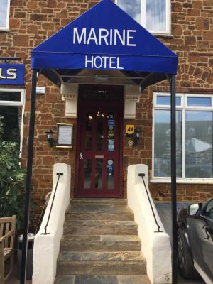 Marine Hotel - Laterooms