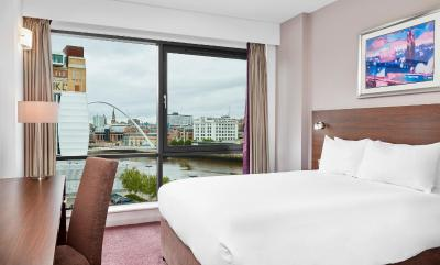 Jurys Inn Newcastle Gateshead Quays - Laterooms