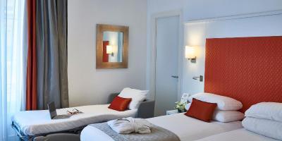 Best Western Hotel Carlton Annecy - Laterooms
