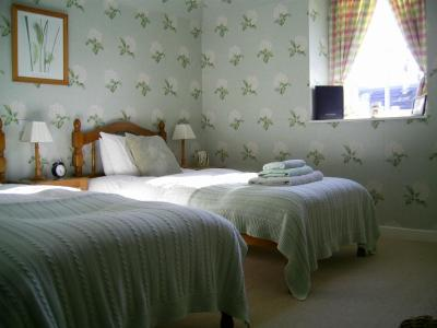 Coshieville House - Laterooms