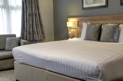 BEST WESTERN Linton Lodge Hotel - Laterooms