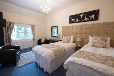 Heywood Hall - Laterooms