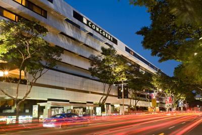 Concorde Hotel Singapore - Laterooms