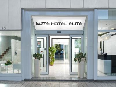 Suite Hotel elite - Laterooms