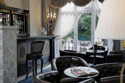 BEST WESTERN Swiss Cottage Hotel - Laterooms