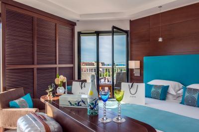 Grand Hotel Aston - Laterooms
