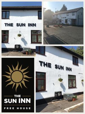 The Sun Inn - Laterooms