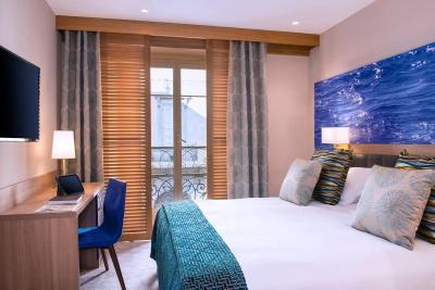 Hotel Beau Rivage - Laterooms