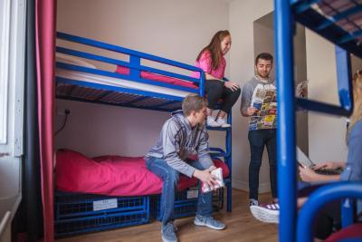 Ashfield Hostel - Laterooms