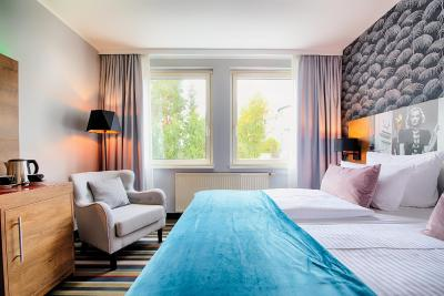 AZIMUT Hotel Berlin City South - Laterooms