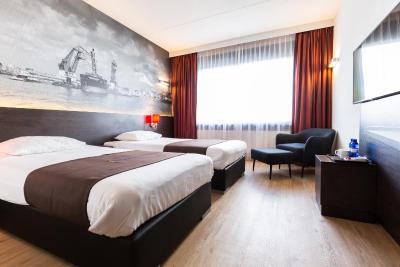 Bastion Hotel Rotterdam/Terbregseplein - Laterooms