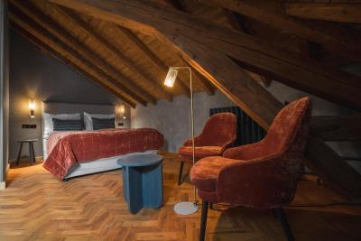 Langley Hotel Gustavia - Laterooms
