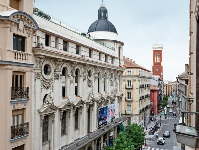 Catalonia Puerta del Sol - Laterooms