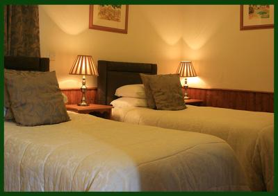 The Crown Country Inn - Laterooms