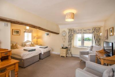 Heathy Lea Bed and Breakfast - Laterooms