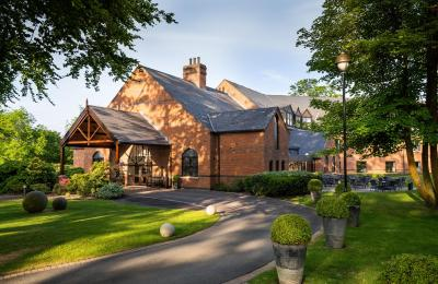 Clandeboye Lodge Hotel - Laterooms