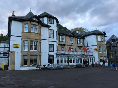 Strathpeffer Hotel - Laterooms