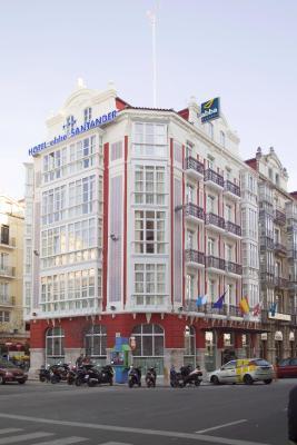 Abba Santander - Laterooms