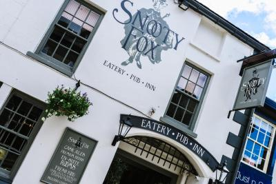 The Snooty Fox Hotel - Laterooms