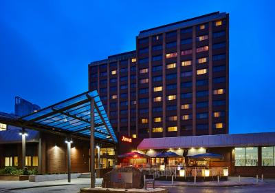 Cardiff Marriott Hotel - Laterooms