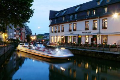 Regent Petite France & Spa - Laterooms