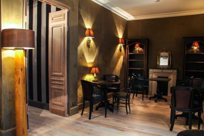 Hotel Villa Glamour - Laterooms