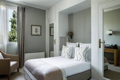 Hotel Le Pigonnet - Laterooms