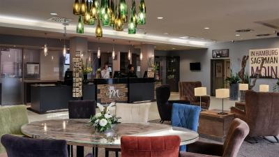 Mercure Hotel Hamburg City - Laterooms