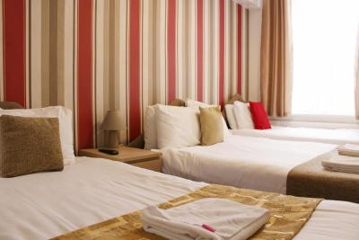 Calypso Hotel - Laterooms