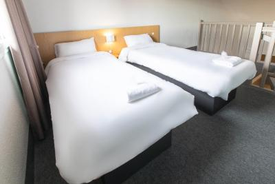 B&B; Hôtel SAINT-MALO Centre La Découverte - Laterooms