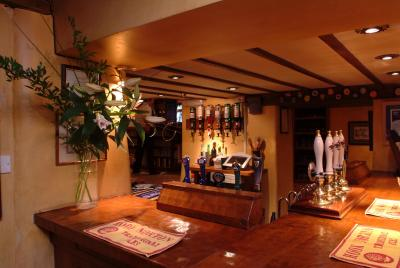 The Green Dragon Inn - Laterooms