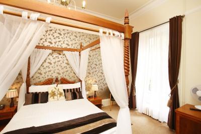 BEST WESTERN Woodlands Hotel - Laterooms