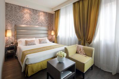 Best Western Hotel Mozart - Laterooms