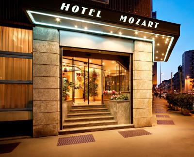 Best Western Hotel Mozart - Laterooms