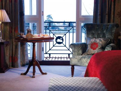 Macdonald Compleat Angler - Laterooms
