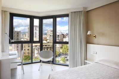 Hotel Palladium - Laterooms