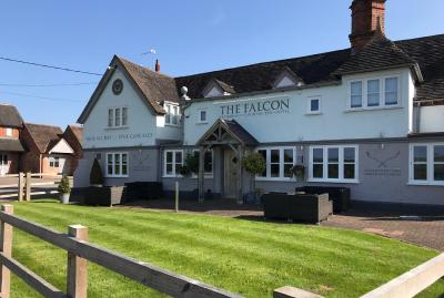 The Falcon Inn - Laterooms