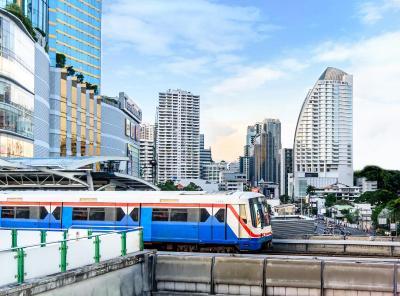 Pullman Bangkok Grande Sukhumvit - Laterooms