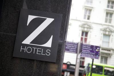 The Z Hotel Liverpool - Laterooms