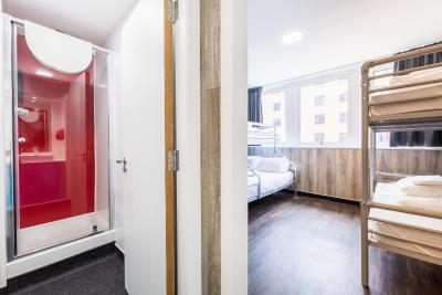 Euro Hostel Glasgow - Laterooms