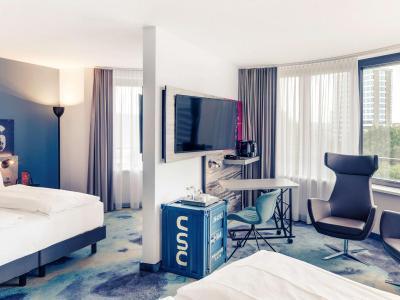 Mercure Hotel Hamburg City - Laterooms