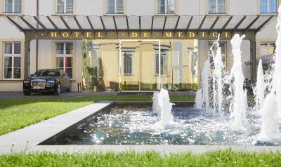 Derag Livinghotel De Medici - Laterooms