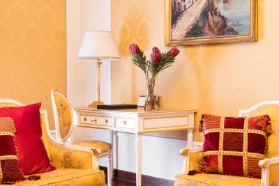 Abano Grand Hotel - Laterooms