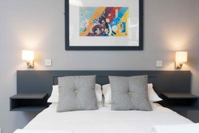Travelodge Aberdeen Central - Laterooms