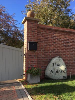The Poplars - Laterooms