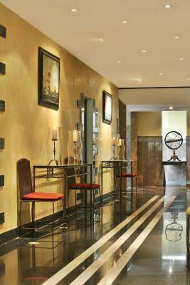 Sana Executive Hotel - Laterooms