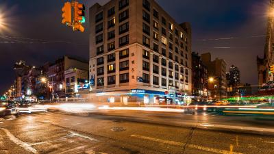 BEST WESTERN Bowery Hanbee Hotel - Laterooms