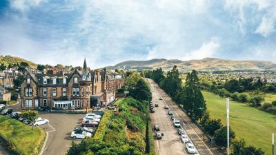Best Western Braid Hills Hotel - Laterooms